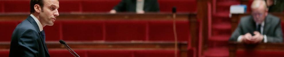 Emmanuel Macron, le co-constructeur…